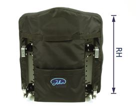 JOSI-Ultra Rückensystem RS 2, RH 25 cm
