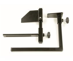 Abduction wedge mounting hardware