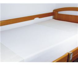 Bed protection pad