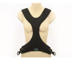Chest shoulder belts women