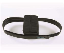 Knee strap / calf- and belt pad