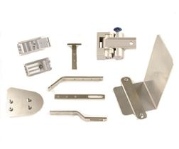 Thoraxpelotten-Bauteile