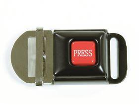 "2-Punkt-Metallschloss ""Minitec"", 20 mm"
