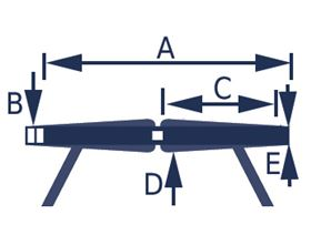 4-point pelvis belts with ratchet fastener for , seatshells