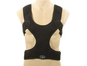 Brustschultergurt mit Rückengurt