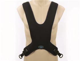Chest shoulder belts men