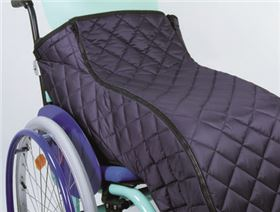 Cosy for wheelchair or seatshell