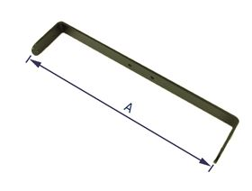 Haltebügel für Faltdach