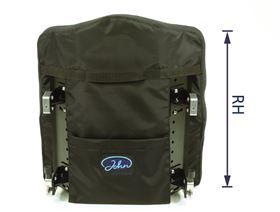 JOSI-Ultra Rückensystem RS 2, RH 45 cm