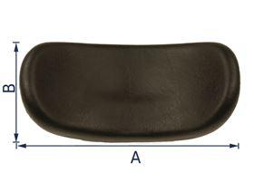PU-Kopfstütze Standard