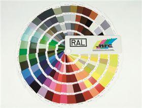 Rückenmodul pulverbeschichten  (wählen Sie die Farbnummer nach einer RAL-Farbkarte aus)