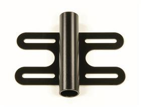 Therapietischhalter für Tischauflageplatte (Ø 23 mm)