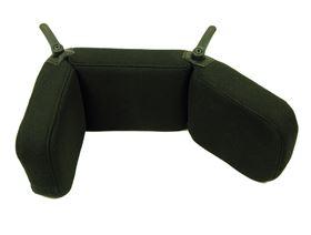 Verstellbare Kopfstütze bis 90°
