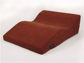 Wedge shaped cube seat / vein cushion