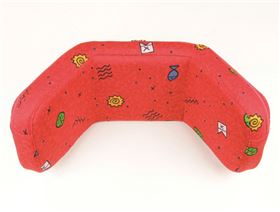 cover for u-shaped headrest
