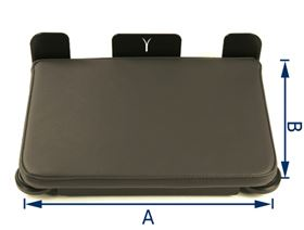 footrest padding