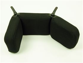 headrest adjustable  up to 90°