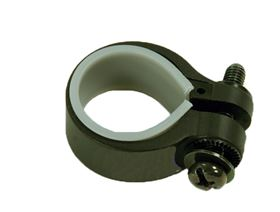 plastic pipe clip with bolt M5