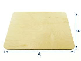 rimless therapy table without cutout