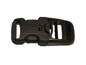 safety plastic buckle with 3 point release