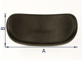 standard polyurethane headrest