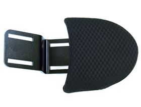 thoracic pad, 3 cm, cover removable